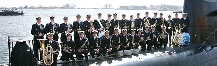 Bevara Marinens Musikkår – Support Royal Swedish Navy Band